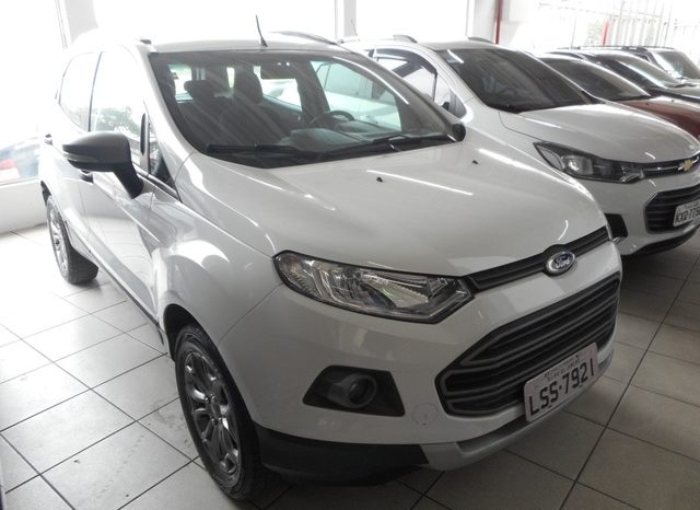 Ford EcoSport Ecosport Freestyle 1.6 16V Powershift (Flex) 2017 full