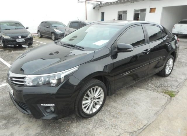 Toyota Corolla 2.0 Dynamic Multi-Drive S (Flex) 2017 full