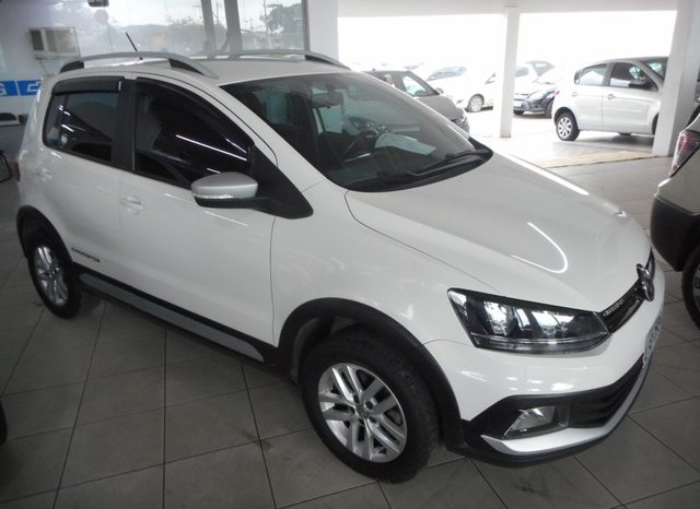 Volkswagen CrossFox 1.6 16v MSI (Flex) 2016 full