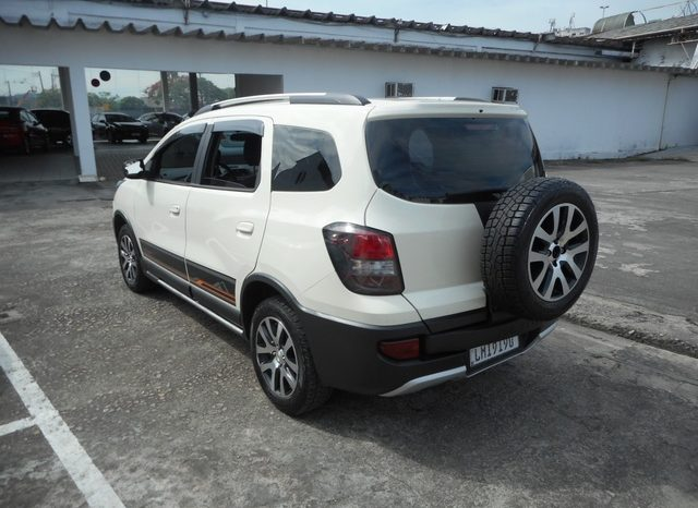 Chevrolet Spin Activ 1.8 (Flex) (Aut) 2016 full